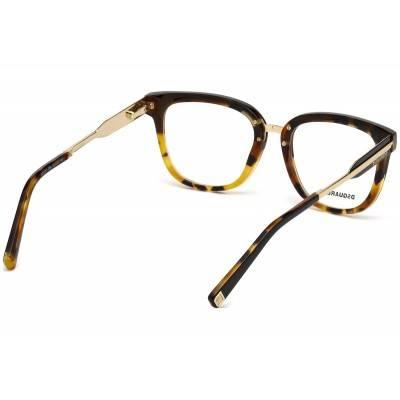 Rame ochelari de vedere, Unisex - Dsquared2 DQ5241 056 49 Havana Dsquared2 Rame de vedere Unisex