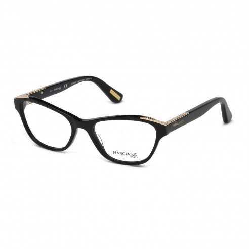 Rama ochelari de vedere, de dama, Guess By Marciano GM0299-S 001 53 Guess By Marciano Rame de vedere Dama