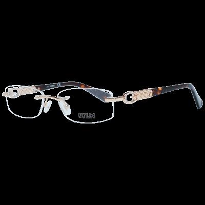 Rama ochelari de vedere, de dama, GU2557 032 53 Guess Rame de vedere Dama