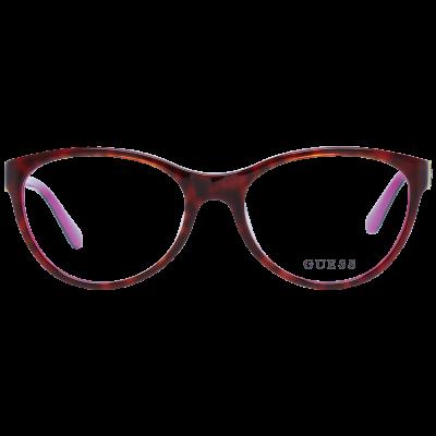 Rama ochelari de vedere, de dama, GU2607 056 53 Guess Rame de vedere Barbati