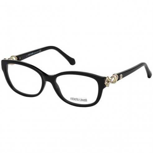 Rama ochelari de vedere, Roberto Cavalli RC5061 001 54 Roberto Cavalli Rame de vedere Dama