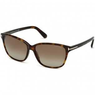 Ochelari de soare, de dama, Tom Ford FT0432 52H 59 Maro Tom Ford Ochelari de soare Dama