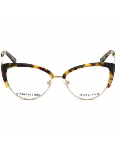 Rama ochelari de vedere, Guess By Marciano GM0335 053 53 Havana Guess By Marciano Rame de vedere Dama