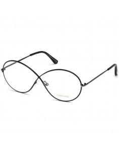 Rama ochelari de vedere, de dama, Tom Ford FT5517 001 58 Negru Tom Ford Rame de vedere Dama