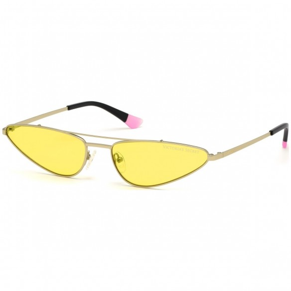 VICTORIA SECRET VS0019 NARROW CAT-EYE C6628G - Ochelari de soare de dama Victoria's Secret Pink Ochelari de soare Dama