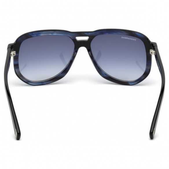 Ochelari de soare, barbatesti, DSQUARED2 TYLER DQ0286 92W Blue Dsquared2 Ochelari de soare Barbatesti