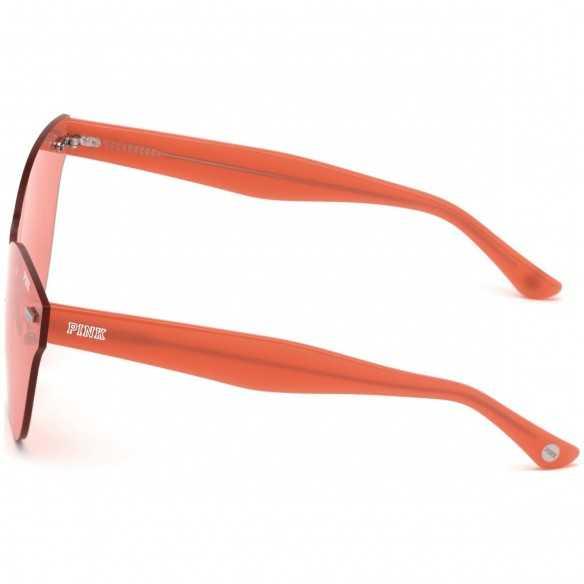 Ochelari de soare, de dama, Victoria's Secret Pink PK0011 66S 00 Coral Victoria Secret Ochelari de soare