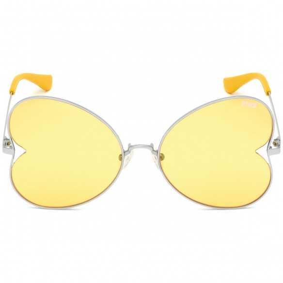 Ochelari de soare, de dama, Victoria's Secret Pink PK0012 16G 59 Argintiu Victoria Secret Ochelari de soare