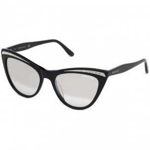 Ochelari de soare, de dama, Guess By Marciano GM0793 01P 53 Negru Guess By Marciano Ochelari de soare Dama