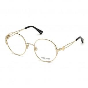Rame ochelari de vedere, de dama, Roberto Cavalli RC5103 033 52 Rose Auriu Roberto Cavalli Rame de vedere Dama