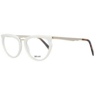 Rame ochelari de vedere, de dama, Just Cavalli JC0856 024 53 Cream Just Cavalli Rame de vedere Dama
