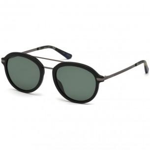 Ochelari de soare, barbatesti, lentila polarizata, GANT GA7100 02R Negru Gant Ochelari de soare Barbatesti