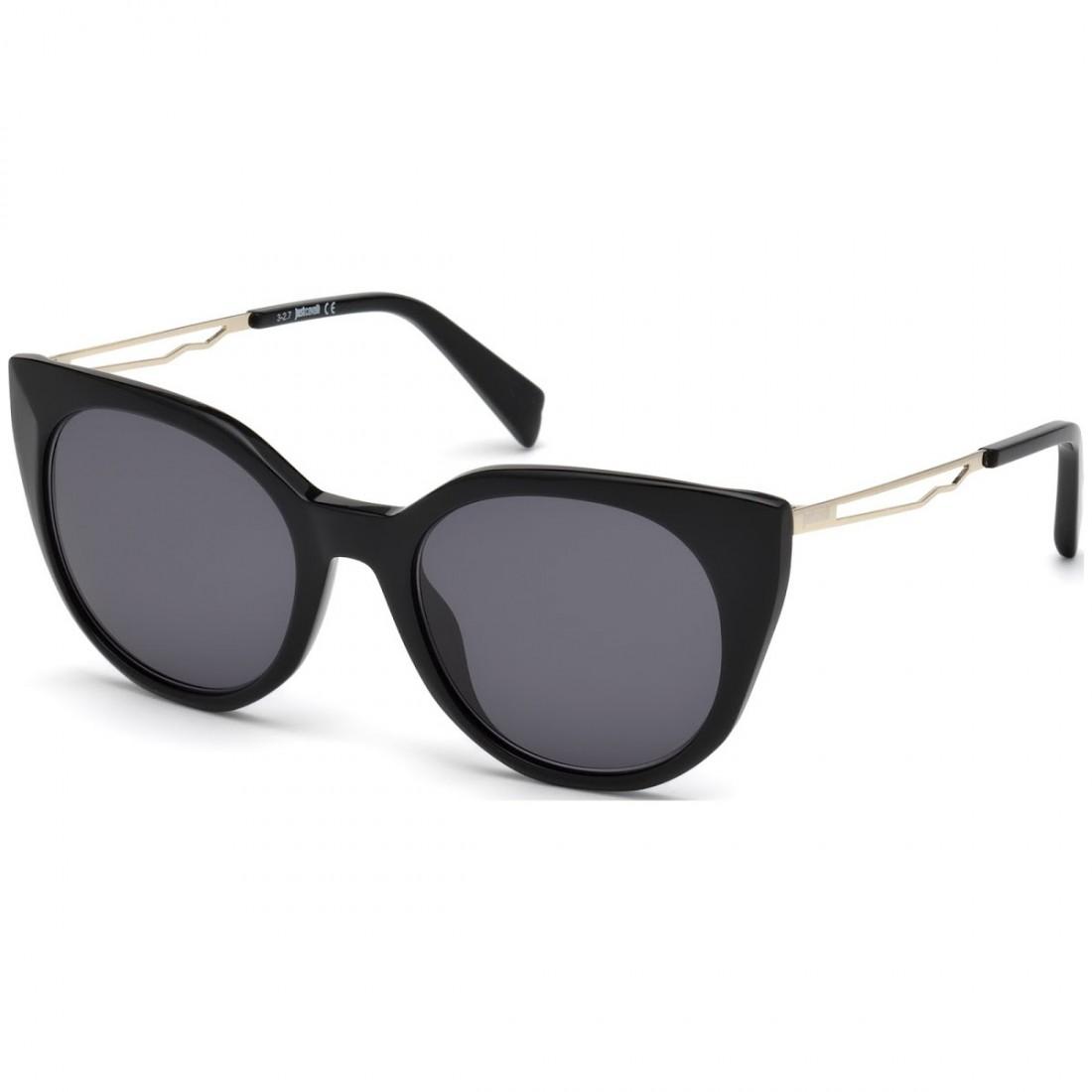 Ochelari de soare, de dama, Just Cavalli JC842S 01A 53 Negru Just Cavalli Ochelari de soare