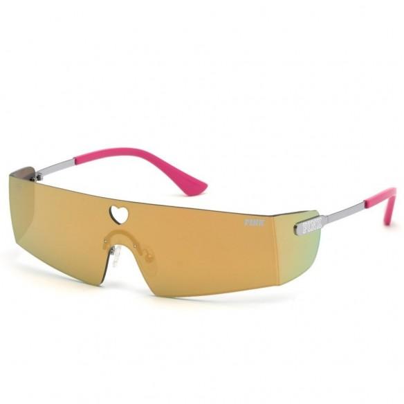 Ochelari de soare, de dama, Victoria's Secret Pink PK0008 16G 00 Argintiu