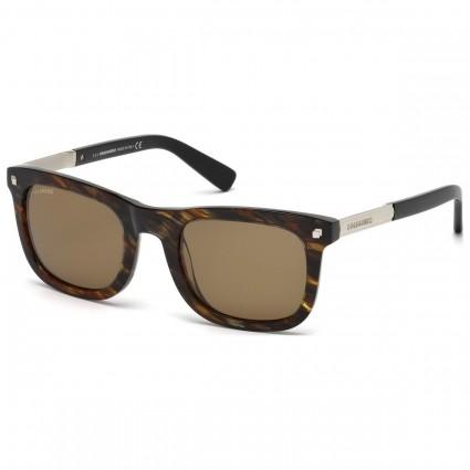 Ochelari de soare barbatesti DSQUARED2 RONNY DQ0178 50E HAVANA