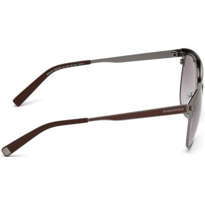 Ochelari de soare Unisex - Dsquared2 BRUCE DQ0246 12F Dsquared2 Ochelari de soare Barbatesti