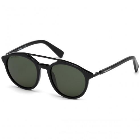Ochelari de soare Unisex - Dsquared2 DAMON DQ0244 01N