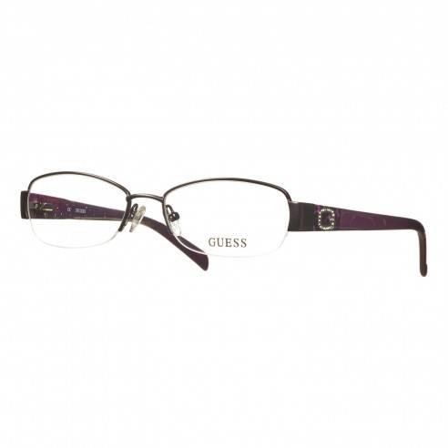Rame ochelari de vedere Guess GU2365 O24 53 | GU 2365 PUR 53 Guess Rame de vedere Dama