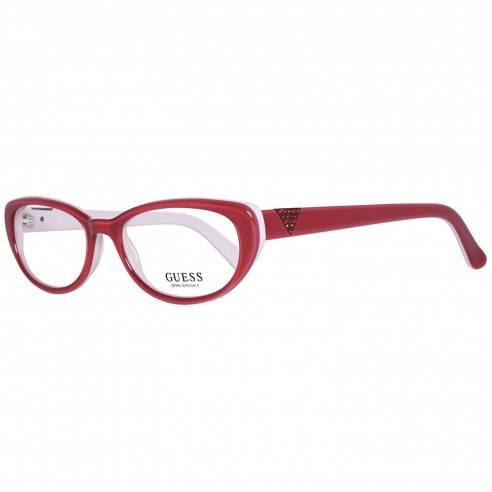 Rama ochelari de vedere, Guess GU2296 RD 52 Guess Rame de vedere Dama