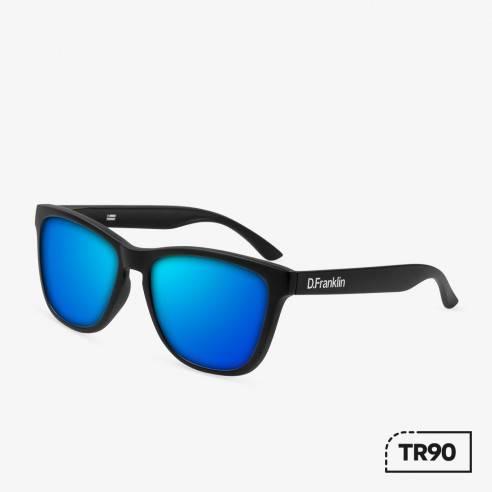 Ochelari de soare UNISEX - D.FRANKLIN ROOSEVELT TR90 Blue D.Franklin Ochelari de soare Dama