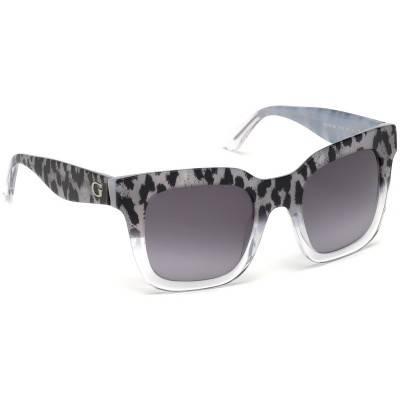 Ochelari de soare, de dama - Guess - GU7478 05B - Multicolor Guess Ochelari de soare Dama