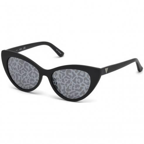 Ochelari de soare, de dama - GU7565 02C Guess Ochelari de soare Dama