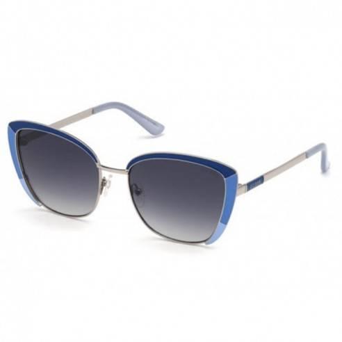 Ochelari de soare - Guess GU7585 92B - Blue Guess Ochelari de soare Dama