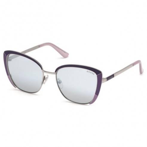 Ochelari de soare - Guess GU7585 83C - Violet Guess Ochelari de soare Dama
